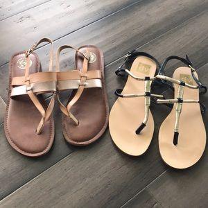 Shoes - Bundle of women's sandals